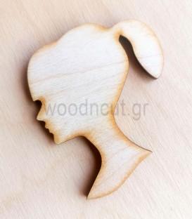 Ξύλινο κεφάλι