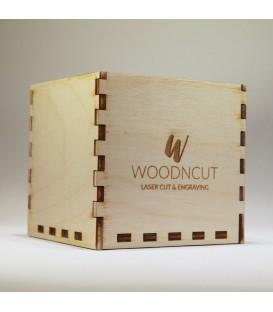 Ξύλινο ανοιχτό κουτί