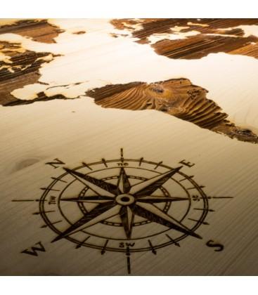 300018-Παγκόσμιος Χάρτης