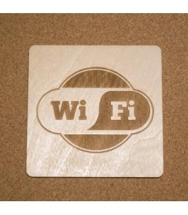 Ταμπελάκι Σήμανσης - WiFi Hotspot