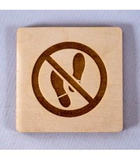 Πινακίδα Σήμανσης - Απαγορευτικό