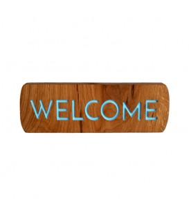 Ταμπέλα Welcome