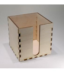 300002-Ξύλινη Βάση για Post-it